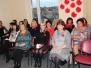 Prienų socialdemokračių moterų klubui-15 metų (2018 10 19)