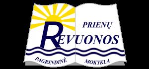 """Prienų """"Revuonos"""" pagrindinė"""