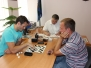Prienų seniūnijos sporto žaidynių šaškių varžybos (2016 07 28)