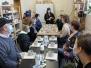 """Projekto""""Šeimos pozityvumo stiprinimas"""" edukacija Raudondvaryje (2020 09 05)"""